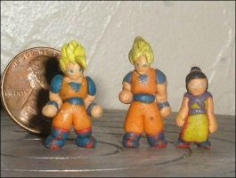 Gokus family by allaboutnothing