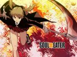 Wallpaper Maka Soul Eater by rene29