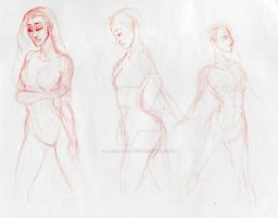 Lively 2007 Rough Sketches 012 by BlackUniGryphon
