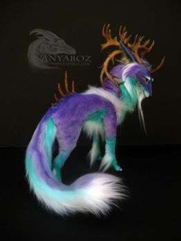 Sirion the Forest Guardian by AnyaBoz