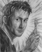 The Tenth Doctor by Alkmerethiel