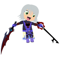 Request Riku Kingdom Hearts by twinlightownz