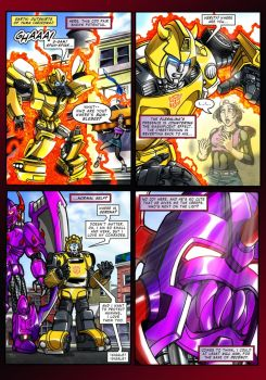 The Transformers: Magnificent Crisis - page 3 by Tf-SeedsOfDeception