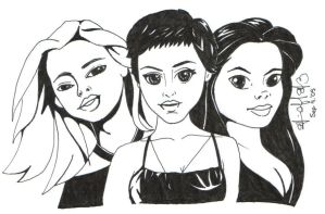 Charmed FanArt by sleepingbeauty86