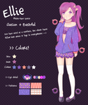 Ellie | Washi-Tape Specie by xwanwan