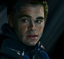Chris Pine So Fine by AquaticFishy