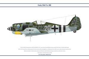 Fw190A8 JG4 1 by WS-Clave