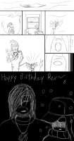 Happy Birthday Rev by zerodeath98