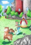 :COLLAB: Harvest Moon Crazyness by Elythe