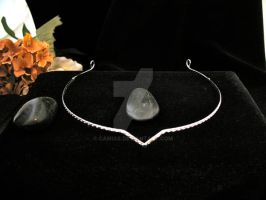 Simple V Circlet by camias