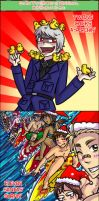 12 Days of Hetalia by iPl0x