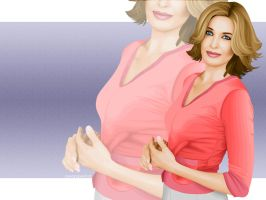 Brenda Strong wallpaper by fragmentx
