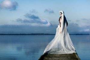 My friend the sea .......        Corpse Bride by S-T-A-R-gazer