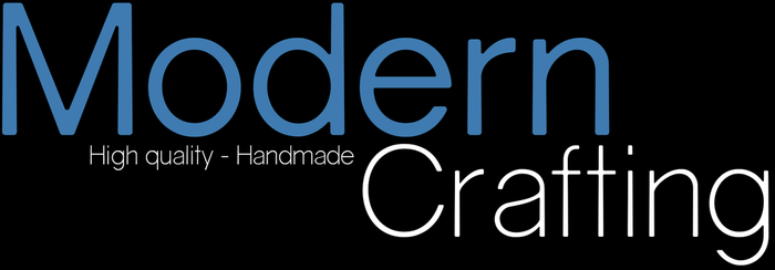 Modern Crafting - Logo by AarupPhotography