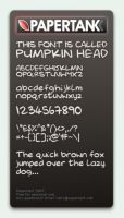 Pumpkin Head by gallow