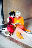 Academic Pursuits - Homestuck by Mostflogged