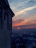 sunrise in citadel by ad-shor