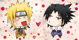SasuNaru is love by CainUchiha