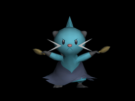 Dewott Shell Blade by riolushinx