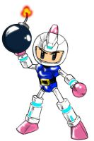 Bomberman Future by AIBryce