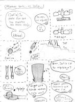 THOMARIE-COINCIDENCIA PAGE 2... BY: PAOKAT23 by P4ofer