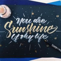 you are sunshine of my life by thisisarcher