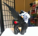 My Little Ryuk by JlouCherryStar