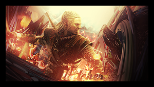 The Witcher by CanNWill