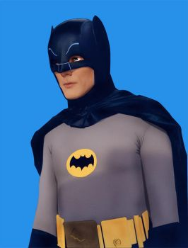 Adam West Vexel by appelt65