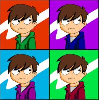 edd pop art by Drawn-Mario