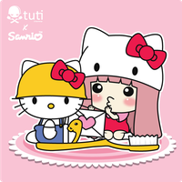 Hello Kitty - Tuti by fajardesign
