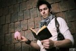 Nathan Drake (Uncharted) @ Con-G 2012 - Preview 2 by alucardleashed