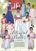 blissful brides by sercor