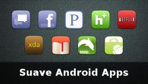 suave-ish android apps by Aaron-A-Arts