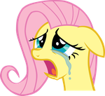 Fluttershy - The Face of Sorrow by Firestorm-CAN