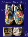 Ooo and Aaa shoes by Miss-Melis