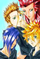 Sweet Group - KH by PiccoGirl