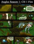 Angels Season 1:  CH 1 Fire 1.02 by UmbreonLOVER162