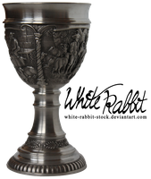 Goblet - PNG Stock by white-rabbit-stock