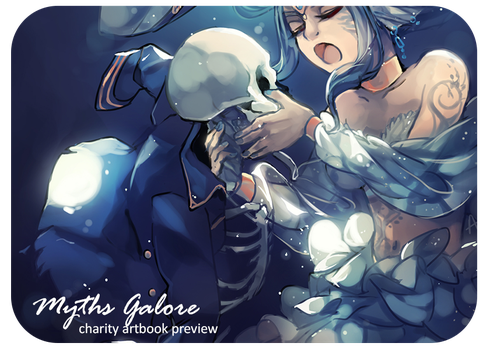 Myths Galore preview by anocurry