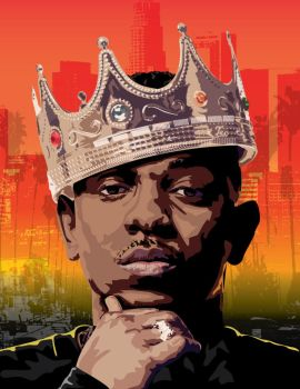 King Kendrick by Tecnificent