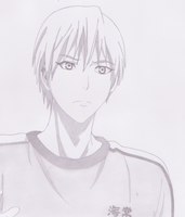 Ryota Kise by shirley0525