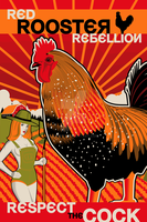 Red Rooster by DomNX