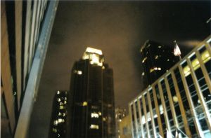 Chicago at night 4 by meltedcrayons20