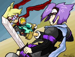 Boktai Contest Entry by ChibixGunner