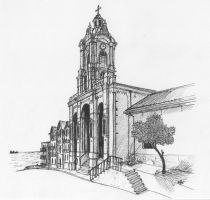 Iglesia San Francisco by Hermosilla