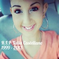 R.I.P. Taliajoy18 by SupernovaSword