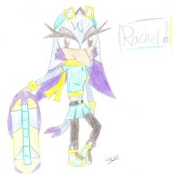 :AT: Rachel the swallow by Catothecat