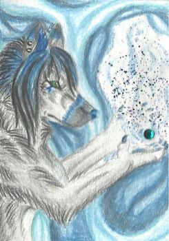 Myst ACEO by Rianne2k8