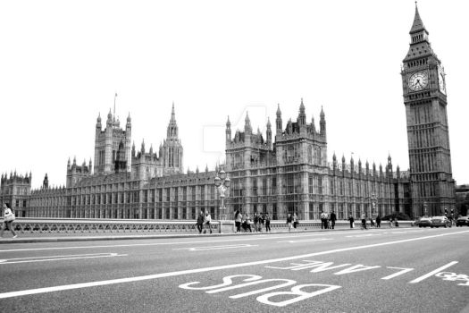 The Houses of Parliament by yaya1188